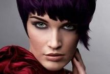 Tharlyas Colour Zoom inspiration board / by Lily Jackson Hair & Make Up