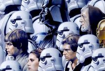 A Long Time Ago In A Galaxy Far, Far Away.... / Star Wars / by Patrick Flattery