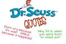 Dr. Seuss / by Vanessa Garcia-Bower