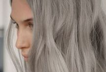 Silver Locks <3 / by Lily Jackson Hair & Make Up