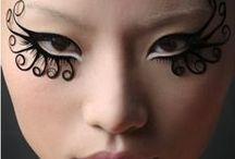 Masquerade Make Up / .