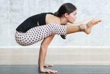 Yoga / Excercise / by Tori Martinez