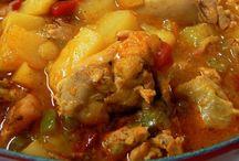 Puerto Rican recipes / Recipes  / by Tierra Fuentes