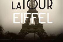 Eiffelturm ~ Eiffeltower ~ Tour Eiffel