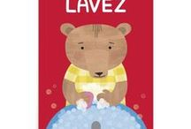 Art Prints - French / Modern art prints for kids rooms, playrooms or classrooms.