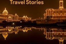 Travel Stories / My travel stories that range from routine-seen-differently to different-seen-differently!
