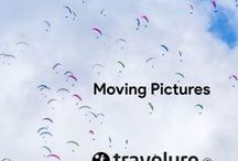 Moving Pictures / I am primarily a travel photographer who shoots stills. But this board is of the limited videos I have created. Most of these videos have been put together as Time Lapses. There's one that uses Slo-Mo. Enjoy!