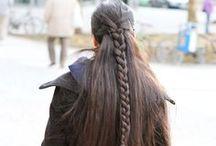Hair / by Alana Borsa