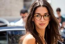 Fave Framed Faces / We love seeing the faces we frame - favorites are pinned here!  Click the pics to link to the product. / by Oliver Peoples