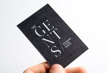 Business Cards / by Brendon Manwaring