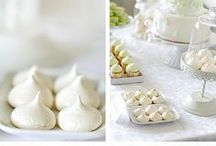 Dessert Table Inspiration  / Beautiful Dessert Tables