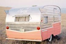 Retro: So want a retro caravan.