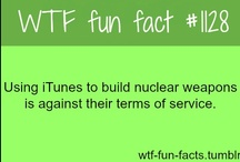 Awesome Facts. / Facts, infographics, etc.