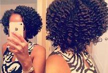 Natural Hair / Images of beautiful natural hair