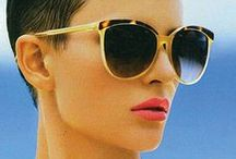 Editorial / Fashion magazine features. / by Oliver Peoples