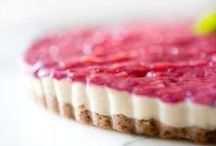 Luscious Dairy-Free Desserts / Indulgent desserts to wow your family and friends that are also dairy-free, gluten-free and egg-free
