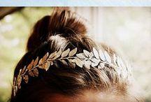 Wedding Hair / by Alana Borsa