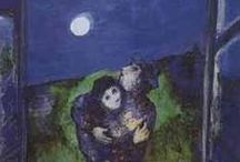 Chagall - part of my life.... / by Stephen Gent