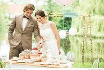 Wedding Inspiration Shoots - Vintage Tea Party / Board zum Hochzeitsstyleshoot http://juliaschickfotografie.de/vintage-teaparty-hochzeitsinspirationsshooting-hof-zur-linde/