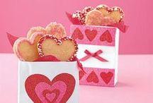 Valentine's Day Crafts & Bakes
