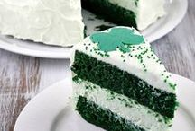 St. Patrick's Day / Here's some inspiration to help you celebrate St. Patricks Day in style