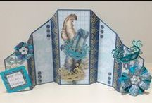 Your Spellbinders Makes / Here's a selection of your fabulous creations made with our Spellbinders range. If you want your make to be featured here, simply upload it onto our website: http://www.createandcraft.tv/spellbinder-gallery.aspx