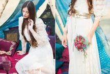 Wedding Inspiration Shoots - Boho Lakeside Wedding Style Shoot