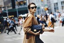 FASHION - Street Style Editorial / Awesome street style looks