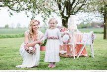 Wedding Inspiration Shoot - Cherry Blossoms