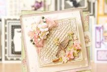 Tattered Lace / Detailed and delicate, Tattered Lace dies truly add that beautiful touch to all your papercrafts. The wide range of Tattered Lace dies, designed by Stephanie Weightman are available at Create and Craft - http://bit.ly/1CYksCW