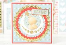docrafts / To meet all your paper-craft needs, here at Create & Craft we supply a broad range of stunning docrafts products, one of the UK's leading papercraft suppliers!  Perfect for scrapbooking, cardmaking, and all other paper-crafts, check out the full range of docrafts collections and products at – www.createandcraft.tv