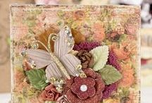 Prima Marketing / Prima Marketing Inc, is an established leader in flower embellishments in the scrapbooking industries! As well as handmade embellishment flowers, they also supply a range of kits perfect for adding something special to all your crafting projects!  See the launch of Prima on Create and Craft this Friday at 4PM, where they'll be launching to you four gorgeous kits perfect for cardmaking, scrapbooking and home décor!