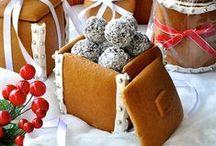 Christmas Baking / Ho ho ho! We all love a festive bake so why not get stuck into some of these seasonal ideas this festive season!