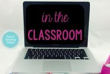 Technology in the Classroom / Tips and advice for teachers implementing technology and social media in their classroom.