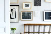 Art / Functional art that works in the home, hotels, and restaurant interiors.