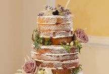 Wedding Cake / Take a slice of inspiration from our Wedding Cake board for your special day!