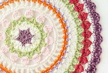 Crochet Mandalas / Mandalas are bang on trend right now, and we're bringing them to you in crochet style this Tuesday 12th April on C&C at 10AM! Visit for more info: http://bit.ly/23pFc8e