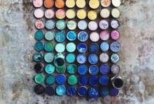 rainbow color / by jessica colaluca / design seeds