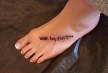 Tattoos / by Angie Maddox