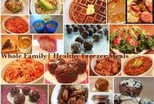 healthy goodness / by Jamie Cox