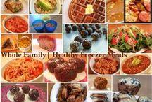 healthy goodness / by Jamie Cox