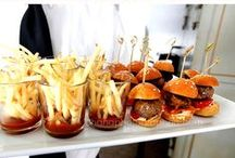 wedding drinks and appetizers / drinks and appetizers for your wedding or event