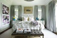 | bedroom bliss | / by Lauren Sealy