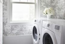 | laundry spaces | / by Lauren Sealy