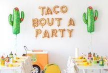 | mexican theme party | / by Lauren Sealy