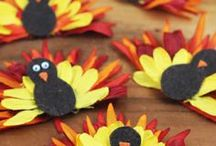 Fall Crafts / by Yvonne Montecalvo