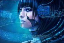 Cyberpunk Inspirations / by David Maple