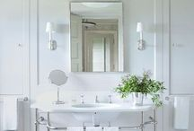 Bathrooms / by Kelly Evans-Whitworth