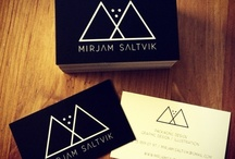 Designs - Business Cards / Business cards, online portfolio websites, anything that gets my info and work out there