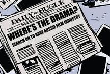 "BEST OF ""WHERE'S THE DRAMA?"" / A collection of images, cartoons, links and other items that resonate with emotional energy - the essence of dramatic experience. Explore the most dangerous region on Earth - the world of dramatic, character-driven, screen storytelling."